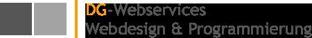DG-Webservices - Webdesign und Programmierung